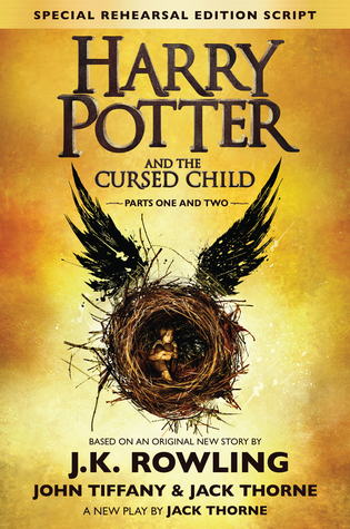 Book Review: Harry Potter and the Cursed Child, Parts 1 & 2 by Rowling, Tiffany, andThorne