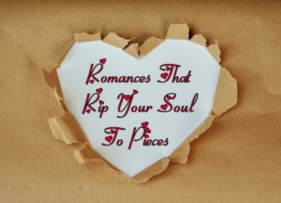 Soul Ripping Romance BookTag