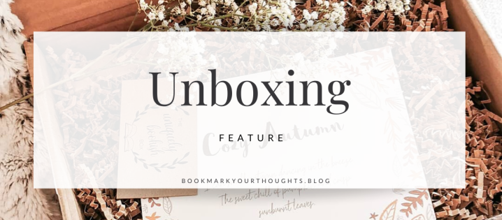 The Uniquely Bookish Box December 2019 || Unboxing